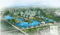 设计师家园-湖南株洲天鹅湖公园景观设计