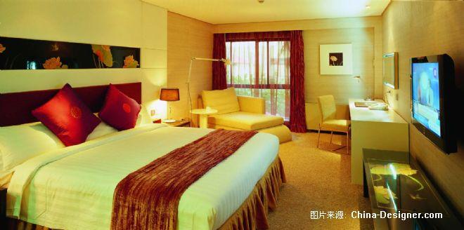 建国饭店客房-李枫的设计师家园-酒店改造