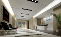 设计师家园-兴业银行泉州分行办公大楼室内装修工程
