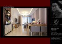 设计师家园-西安紫薇尚层吴女士家居设计