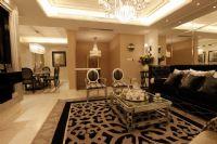 设计师家园-无锡金科东方王榭御院一楼样板房设计+软装饰配置(一)