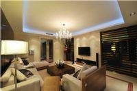 设计师家园-太原简约中的丰富公寓