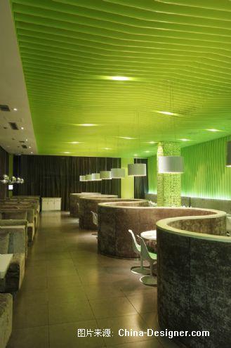 刘家香餐厅-周伟的设计师家园-金堂奖2010China-Designer中国室内设计年度评选,刘家香