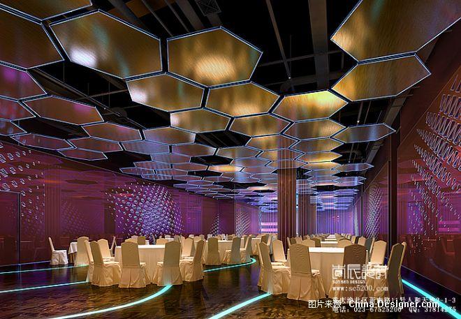 科技馆餐厅-李波的设计师家园-尚辰设计