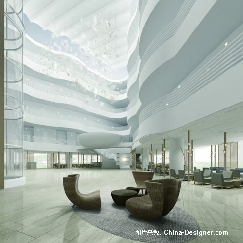 深圳雅兰酒店-刘红蕾的设计师家园-酒店设计 现代风格 雅兰酒店 大梅沙