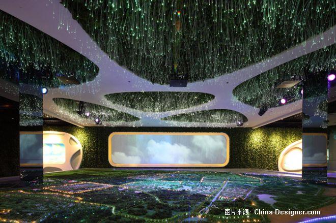 上海崇明规划展览馆-李晖的设计师家园-