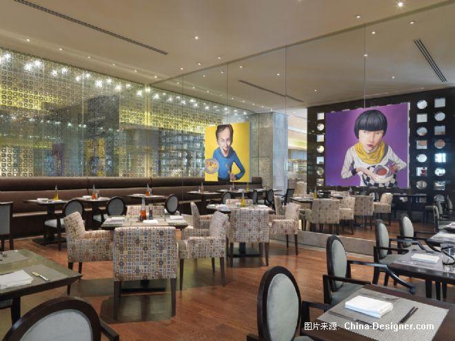 世博洲际酒店-陆嵘的设计师家园-绚丽,奢华