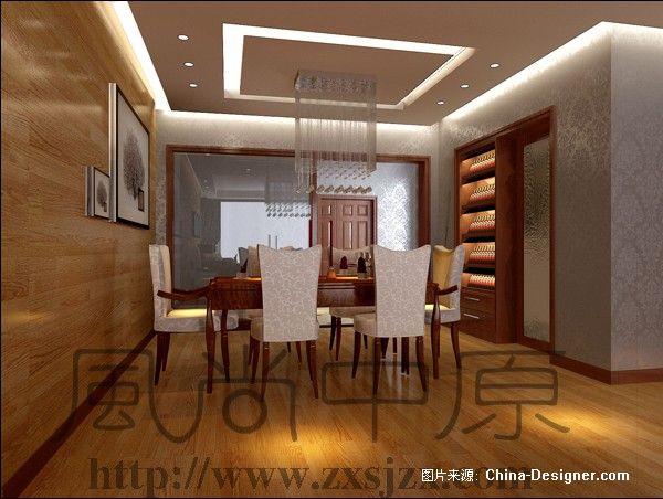 兰乔圣菲精品设计一-漯河鸣雕装饰公司的设计师家园-现代,沉稳