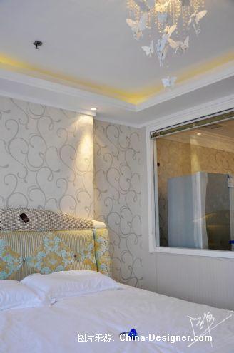 幸福向你飞来【北京红墙莱弗月子会所】-张健的设计师家园-新古典