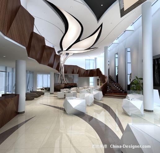 优品尚东售楼部-张晓莹的设计师家园-售楼部,环保,现代