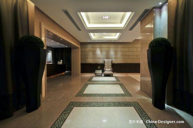 远雄徐汇园顶级豪宅售楼处-福田裕理的设计师家园-100-200万
