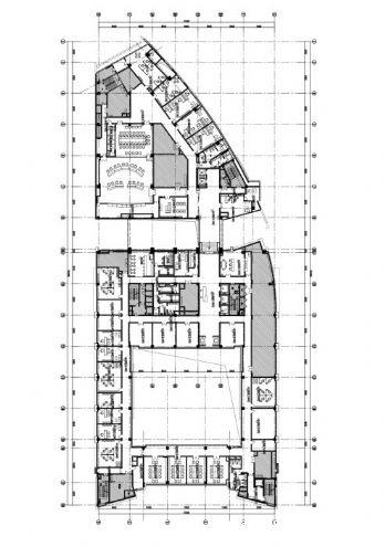 申能能源中心室内设计-周诗晔的设计师家园-现代