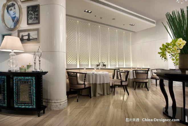 紫轩餐饮会所-姜湘岳的设计师家园-奢华