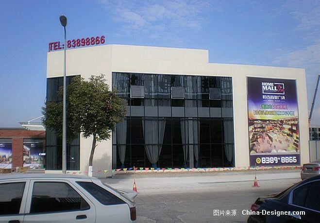 宁波恒茂商业广场售楼处-沈章的设计师家园-现代,其他售楼处,100-200万