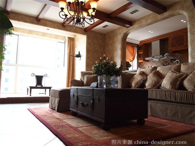 太湖国际社区-陈天宝的设计师家园-欧式,四居及以上