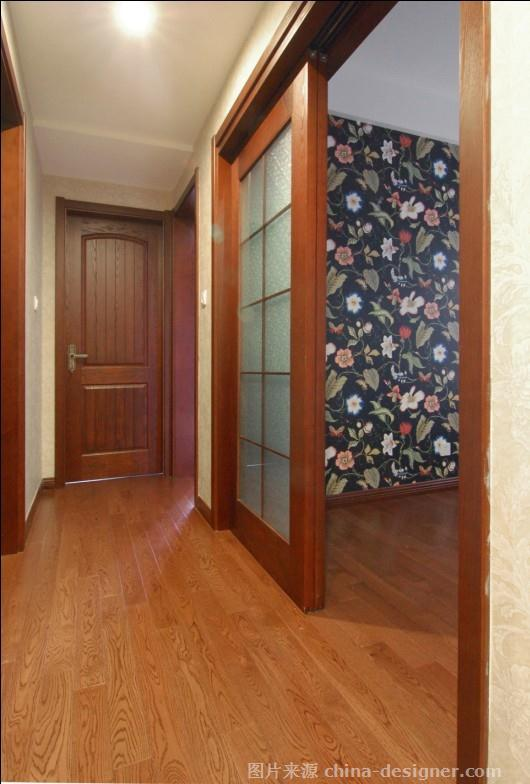 传统的情结-孟令凯的设计师家园-中国风,现代简约,新中式,三居