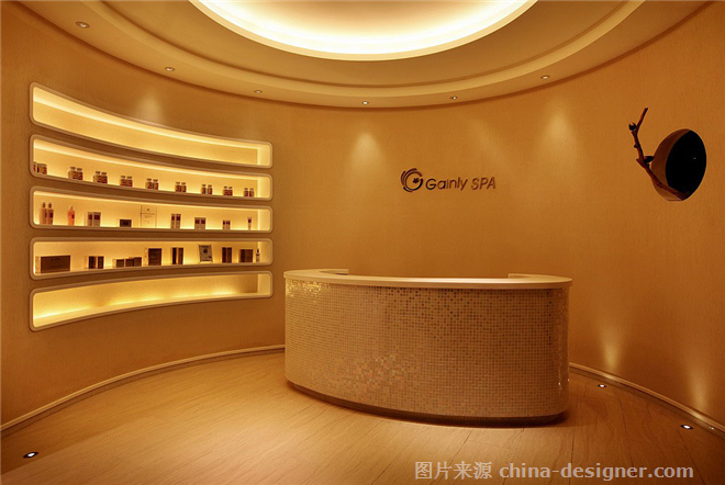 大连姿雅丽SPA-刘志的设计师家园-原生态,闲静放松,现代,水疗/SPA