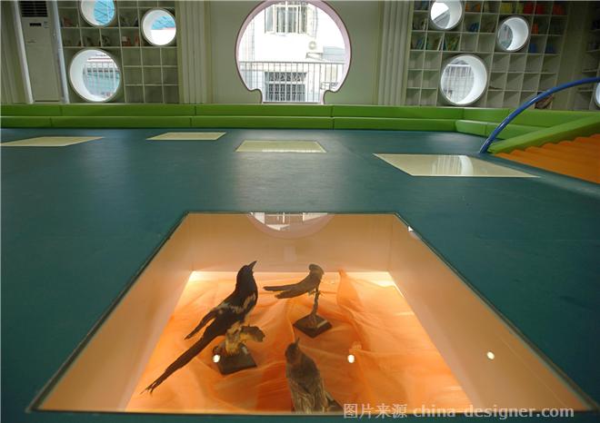 多彩的空间-----广东省育才幼儿院二院-李伟强的设计师家园-现代,幼儿园