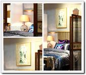 设计师家园-深圳杜姐布艺展厅软装设计案例