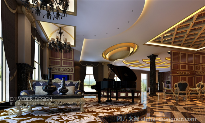 永安��山馨园售楼部-许娜的设计师家园-住宅公寓售楼处,别墅售楼处