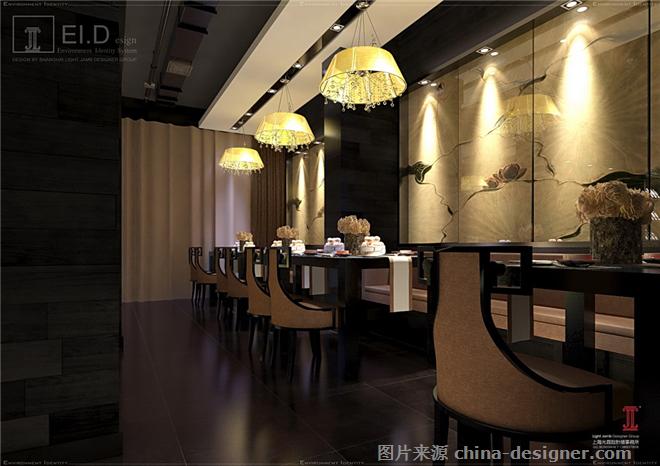 五米粥中润店-张光磊的设计师家园-沉稳庄重,混搭,现代简约,中式,中餐厅/中餐馆