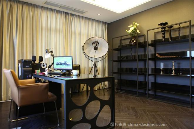 浮躁背后-冯易进的设计师家园-现代,住宅公寓