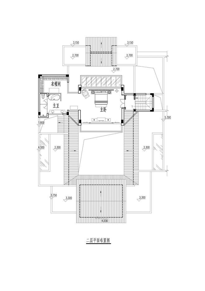 成都中国会馆C型样板间-周勇的设计师家园-新中式,别墅样板间