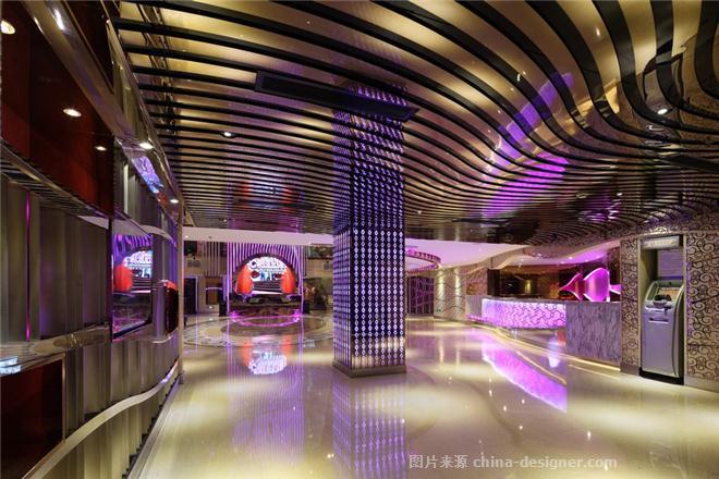 睿智�R设计-麦乐迪南京新街口店-王俊钦的设计师家园-青春活力,奢华气派,KTV设计,娱乐空间设计,王俊钦,睿智�R设计