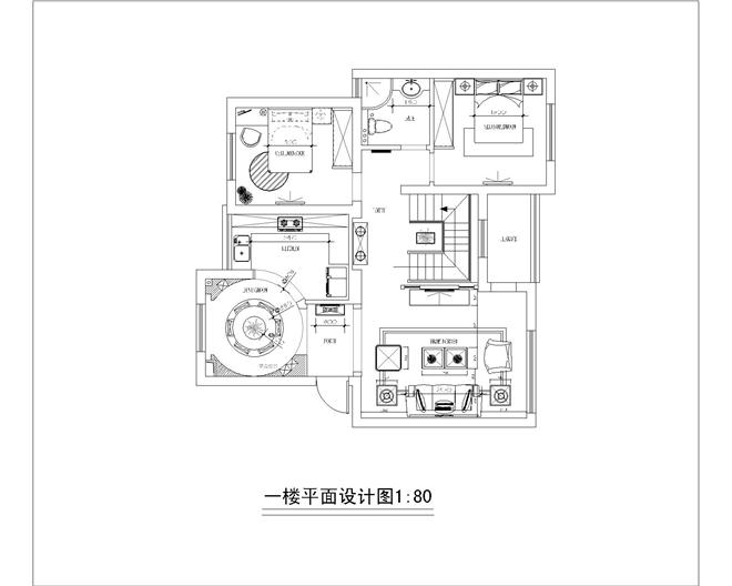 东方和园黄宅-徐梁的设计师家园-青春活力,田园风格,现代欧式