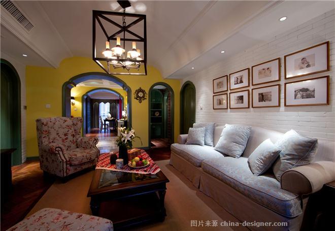 日湖花园-任朝峰的设计师家园-现代,欧式
