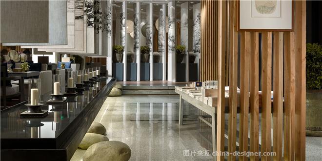 风尚雅集餐厅-冯嘉云的设计师家园-知性隽永