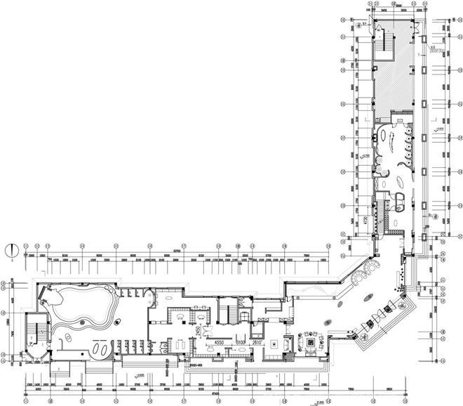 宜兴巴登巴登温泉酒店会所-孙传进的设计师家园-休闲会所