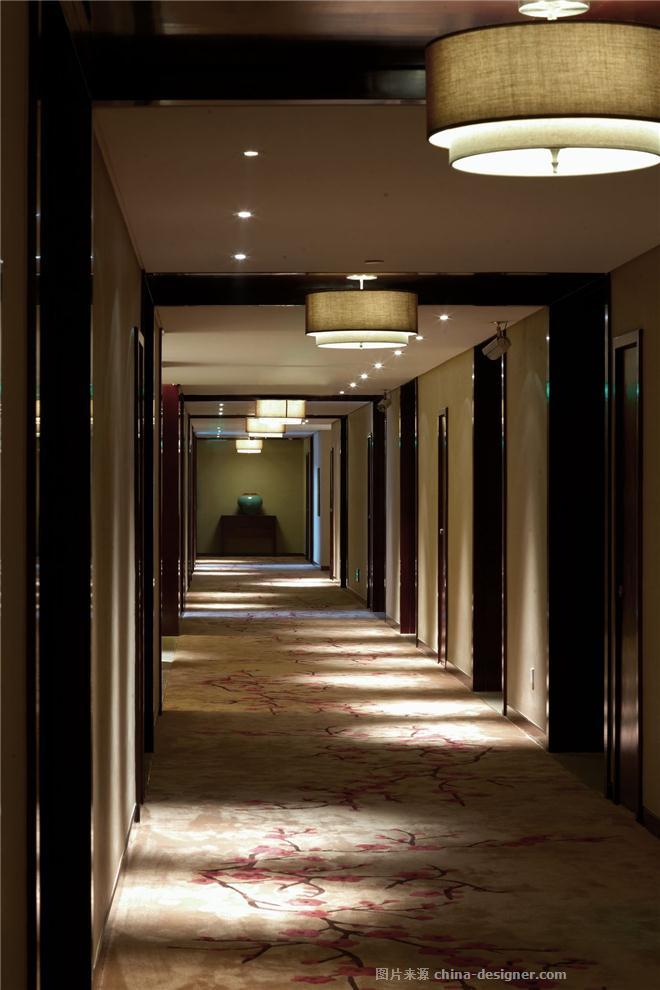 朔城宾馆-张震斌的设计师家园-新中式