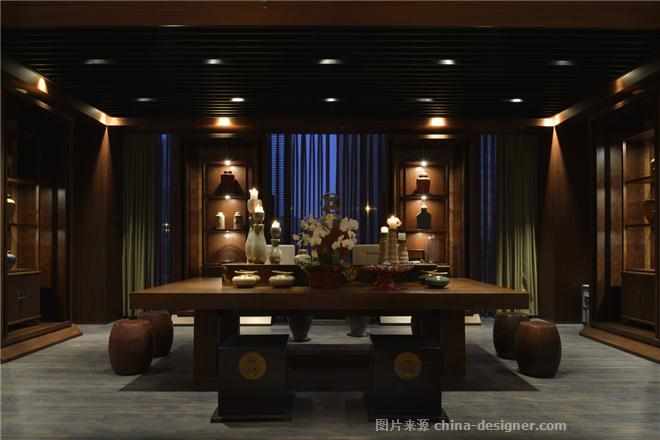 赤峰悦海棠餐饮-金哲秀的设计师家园-中餐厅/中餐馆