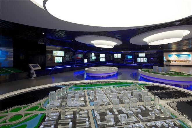 平顶山市规划展览馆-李晖的设计师家园-现代简约