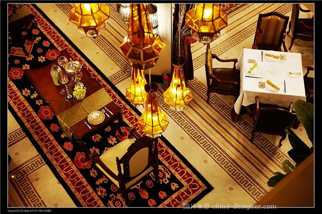 美宴摩登餐厅月湖盛园店-陈建翔的设计师家园-中餐厅/中餐馆