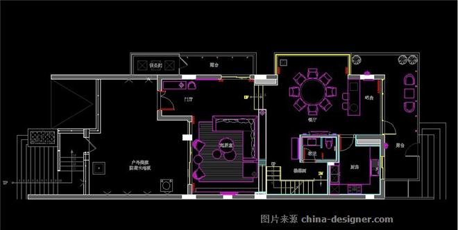 皇都花园别墅-吴滨的设计师家园-独栋别墅