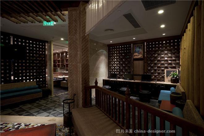 外婆家调频壹店-杜江的设计师家园-中餐厅/中餐馆