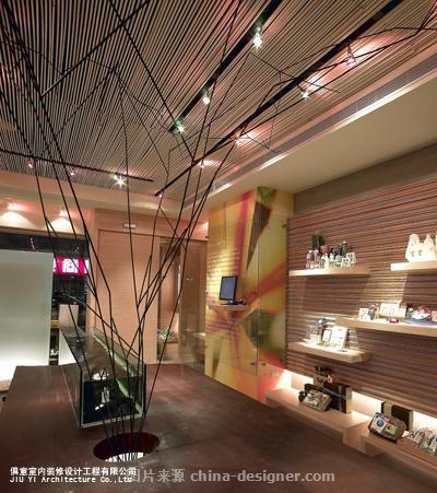 作品赏析 - 水木-马昌国的设计师家园-展示空间