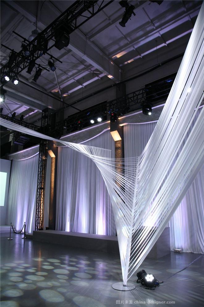 A Promise Shared展览空间-李道德的设计师家园-四维空间,空间连续性