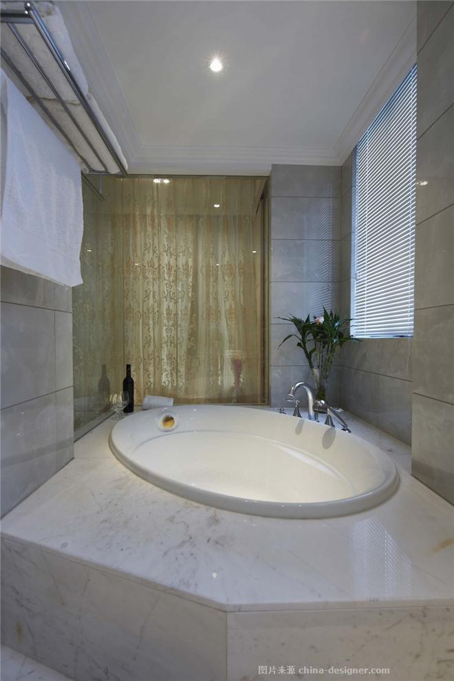 沁河湾-温帅的设计师家园-住宅公寓样板间