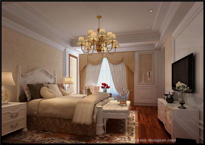 水岸新都-江阴亚光亚 名居世家装饰设计工的设计师家园-联体别墅