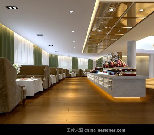 欧派门业食堂-金建伟的设计师家园-中餐厅/中餐馆