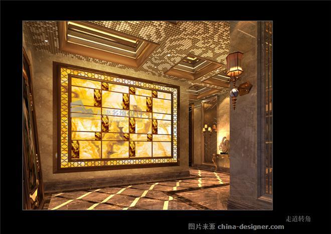 天津多维出品――现代会所-天津多维装饰设计有限公司的设计师家园-娱乐会所