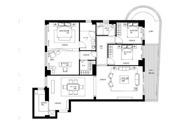 """易百最新作品――""""微设计系列之暮光""""-冯易进的设计师家园-现代"""