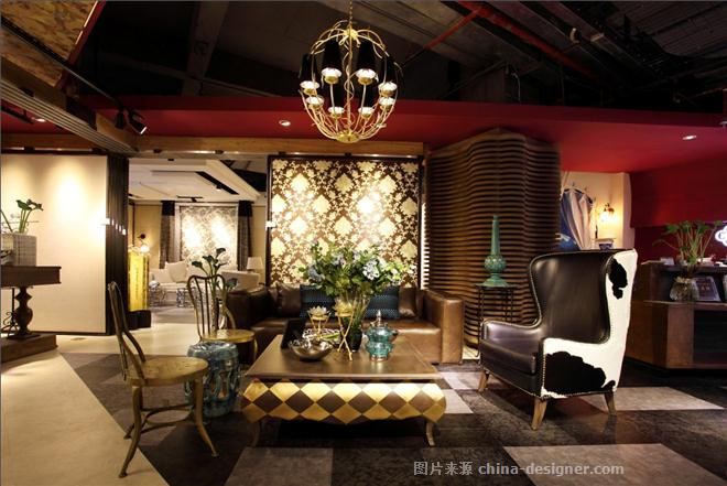 大唐墙布-珠海空间印象建筑装饰设计有限公司的设计师家园-欧式,建材店