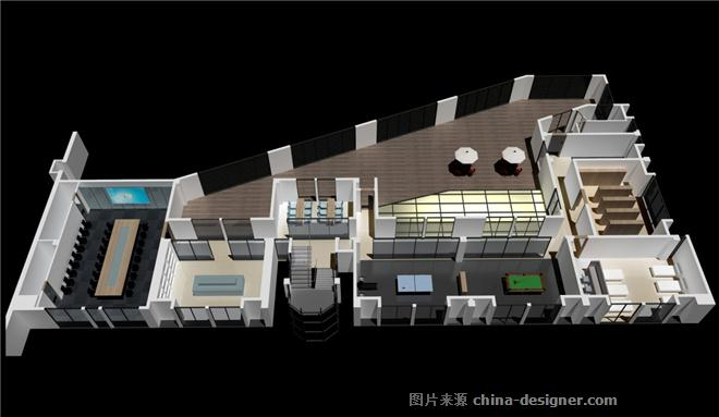 徐州丰财派出所-方赛文的设计师家园-现代,办公楼