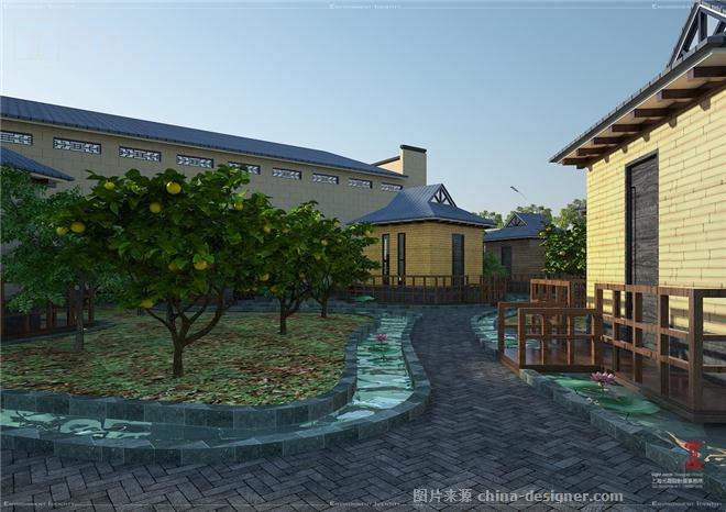 某生态园-张光磊的设计师家园-现代,中式,中餐厅/中餐馆