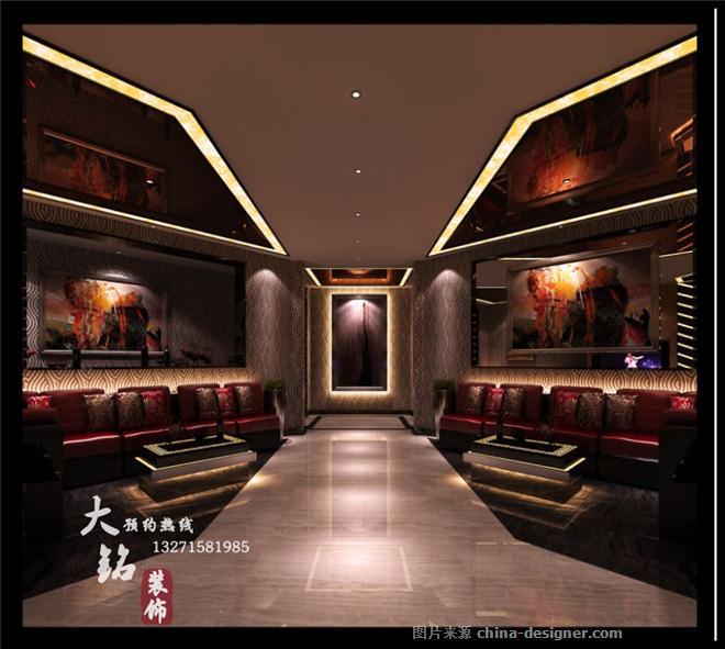 巩义乐巢汇KTV俱乐部-郑州大铭装饰设计工程有限公司的设计师家园-现代,ktv