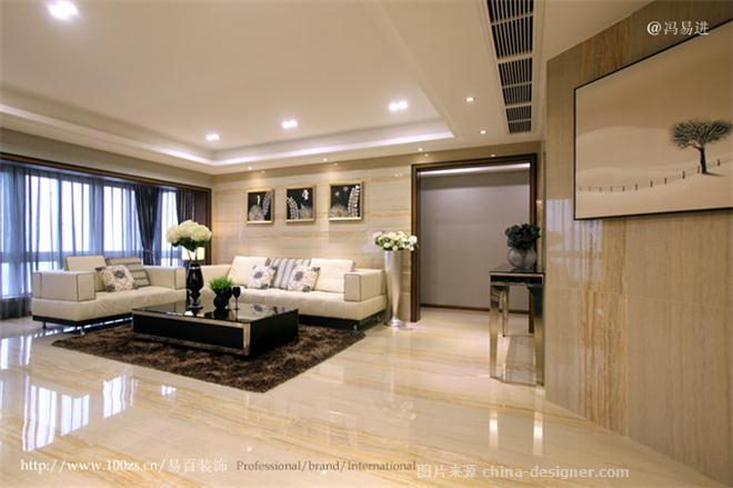 """东方明珠苑林先生""""微设计系列之――心照""""-冯易进的设计师家园-现代简约"""